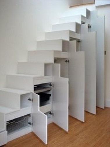 Amenagement Placard Sous Escalier D Autres Solutions S Offrent A Vous
